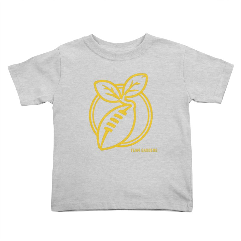 Football Sprout Kids Toddler T-Shirt by Plant a Seed