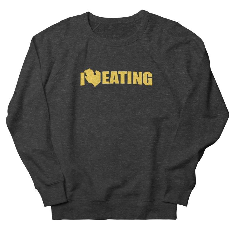 I <3 MI EATING Men's Sweatshirt by Plant a Seed