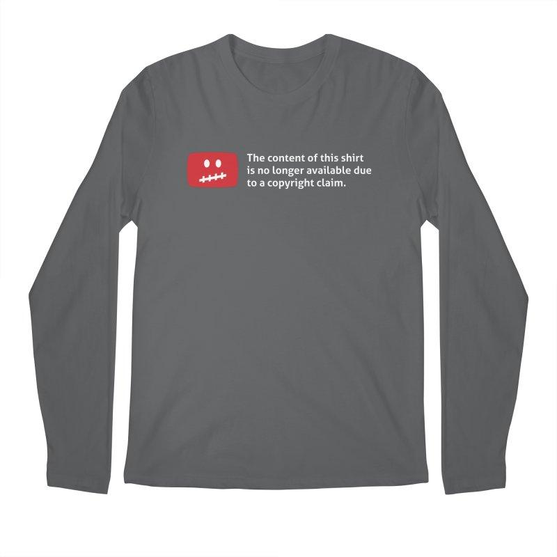 Takedown Men's Longsleeve T-Shirt by Techdirt Gear