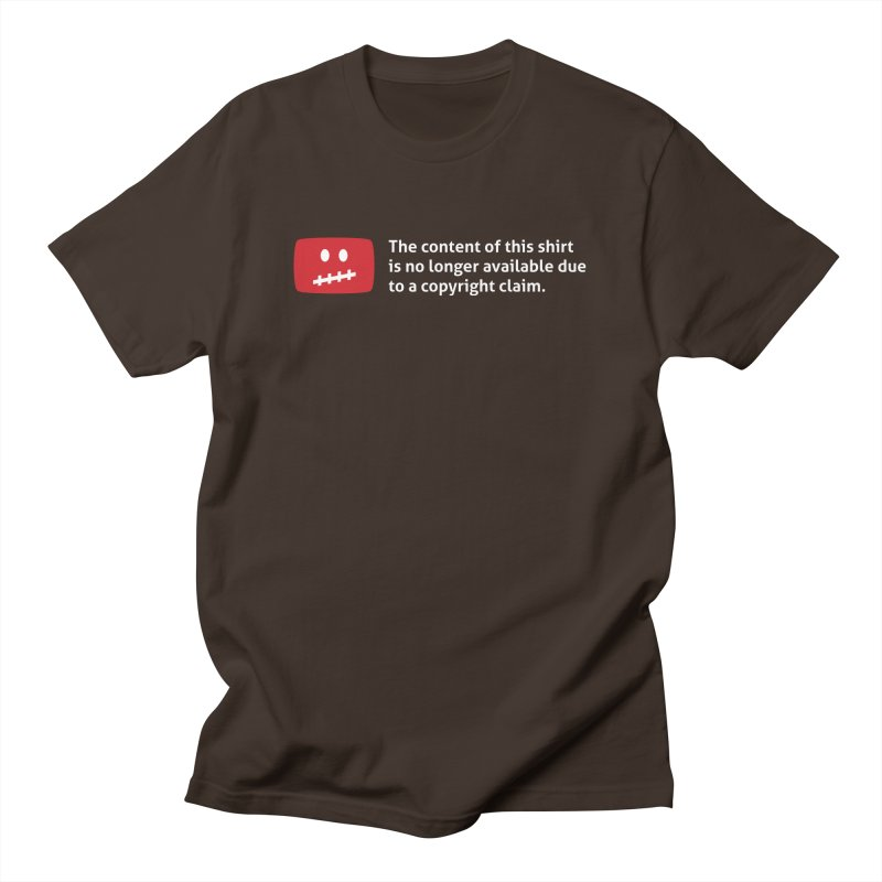 Takedown Men's T-Shirt by Techdirt Gear
