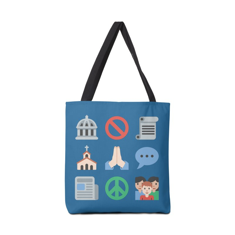 First Emojiment Accessories Bag by Techdirt Gear
