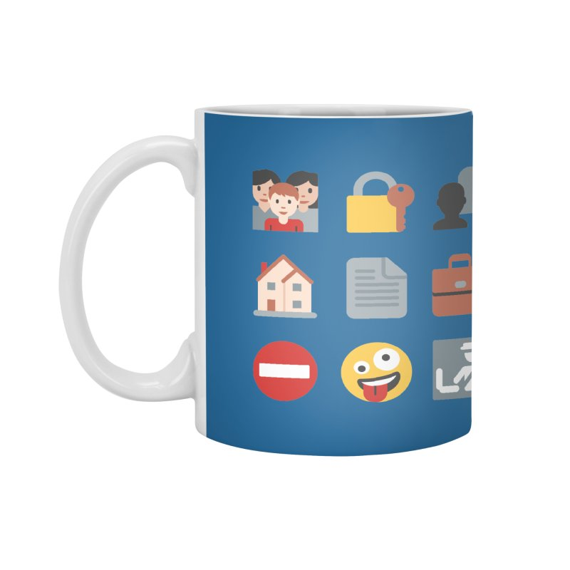 Fourth Emojiment Accessories Mug by Techdirt Gear