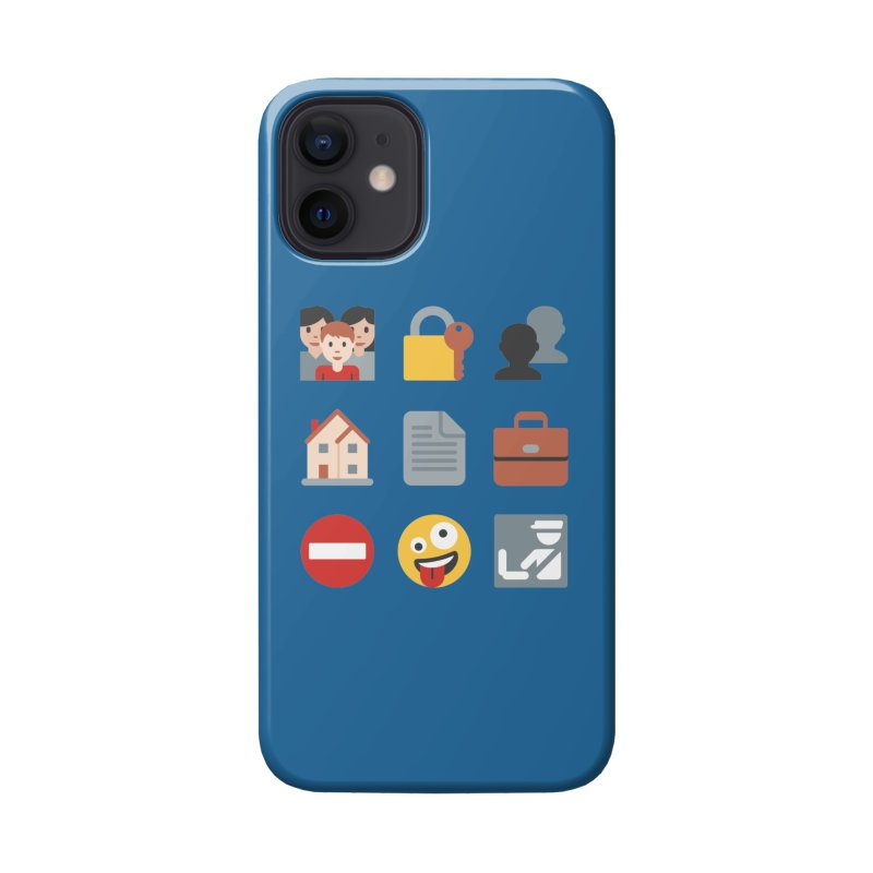 Fourth Emojiment Accessories Phone Case by Techdirt Gear