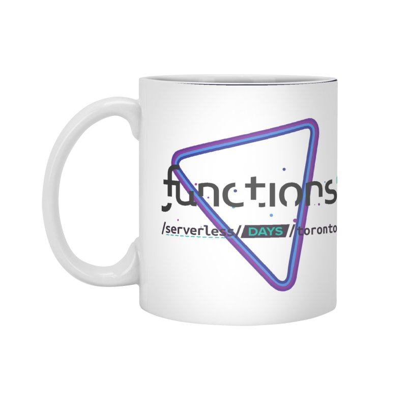 Functions 2018 Accessories Mug by TechMasters Swag Shop