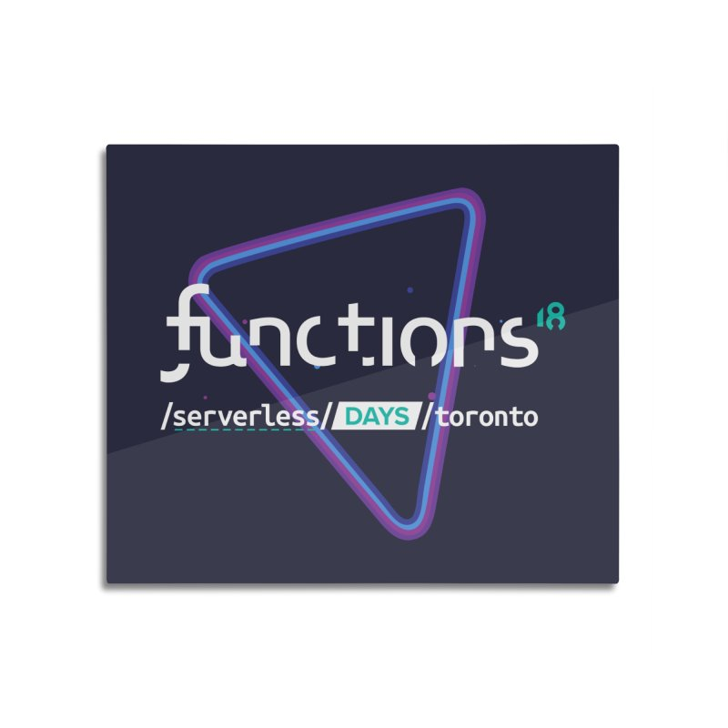 Functions 2018 Home Mounted Acrylic Print by TechMasters Swag Shop