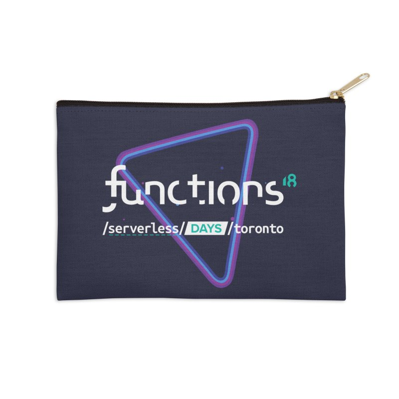 Functions 2018 Accessories Zip Pouch by TechMasters Swag Shop