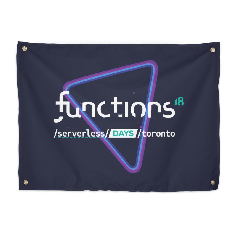 Functions 2018 Home Tapestry by TechMasters Swag Shop