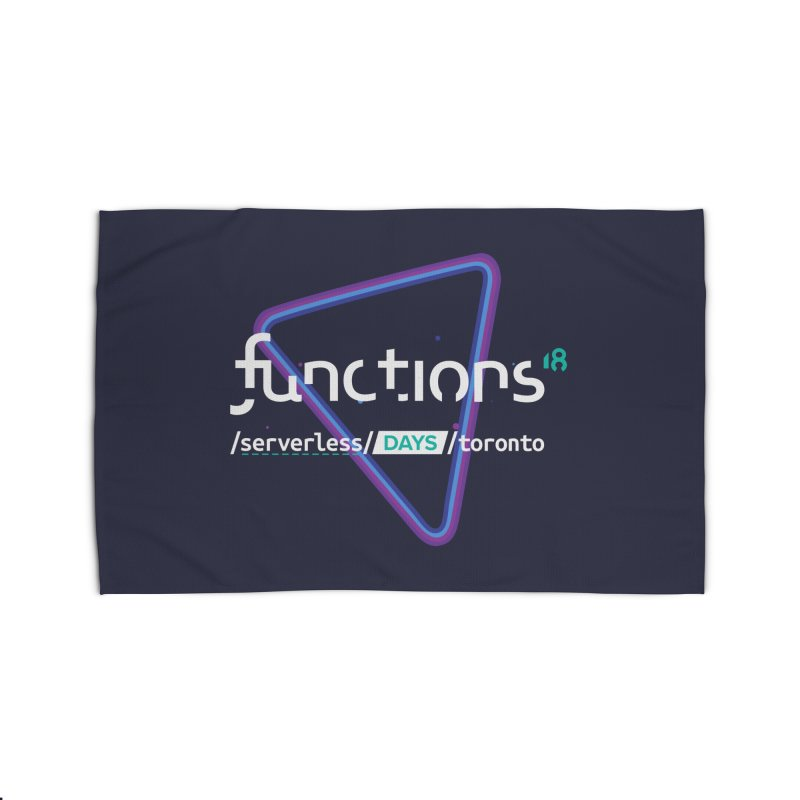 Functions 2018 Home Rug by TechMasters Swag Shop