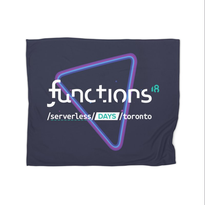 Functions 2018 Home Fleece Blanket Blanket by TechMasters Swag Shop
