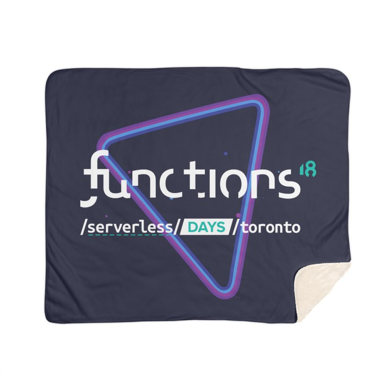 Functions 2018 Home Sherpa Blanket Blanket by TechMasters Swag Shop