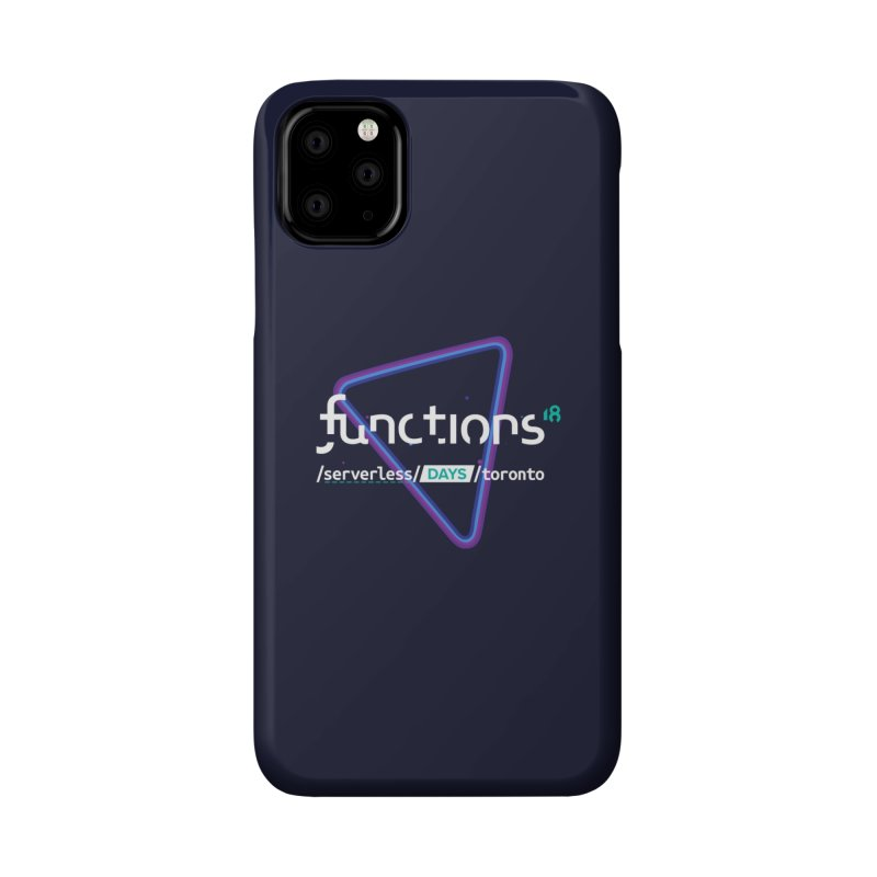 Functions 2018 Accessories Phone Case by TechMasters Swag Shop