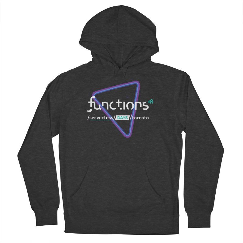 Functions 2018 Men's French Terry Pullover Hoody by TechMasters Swag Shop