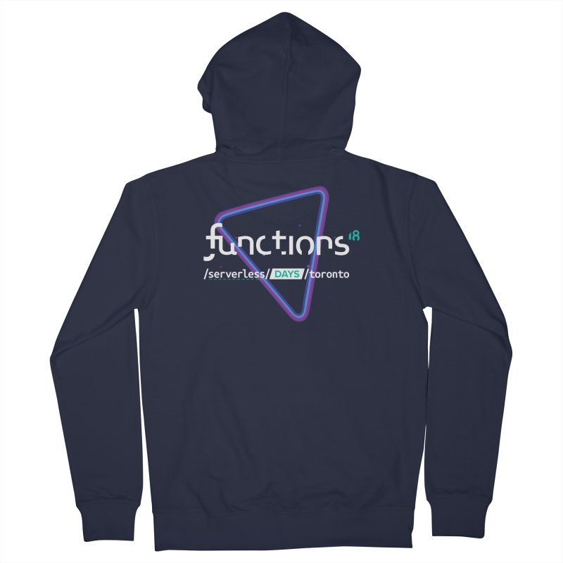 Functions 2018 Women's Zip-Up Hoody by TechMasters Swag Shop