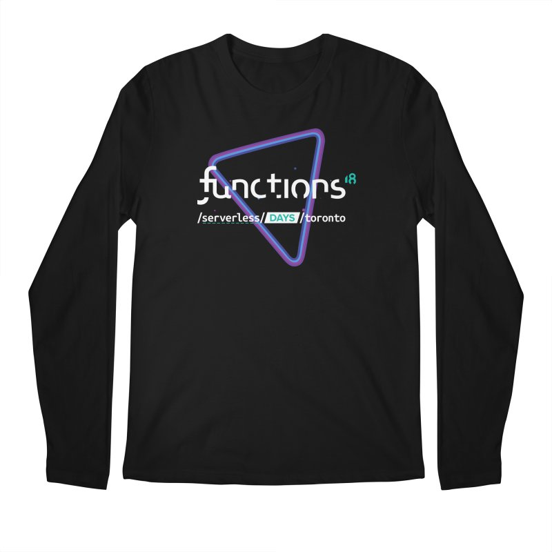 Functions 2018 Men's Regular Longsleeve T-Shirt by TechMasters Swag Shop