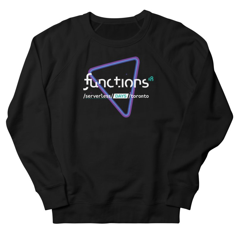 Functions 2018 Men's French Terry Sweatshirt by TechMasters Swag Shop