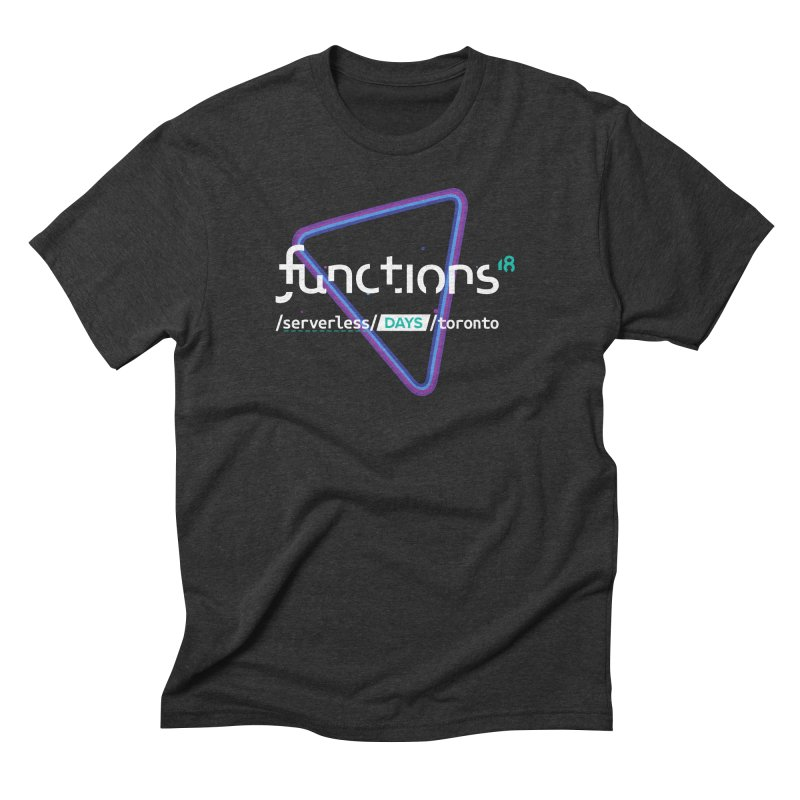 Functions 2018 Men's Triblend T-Shirt by TechMasters Swag Shop