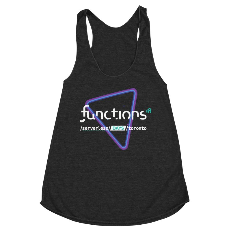 Functions 2018 Women's Tank by TechMasters Swag Shop