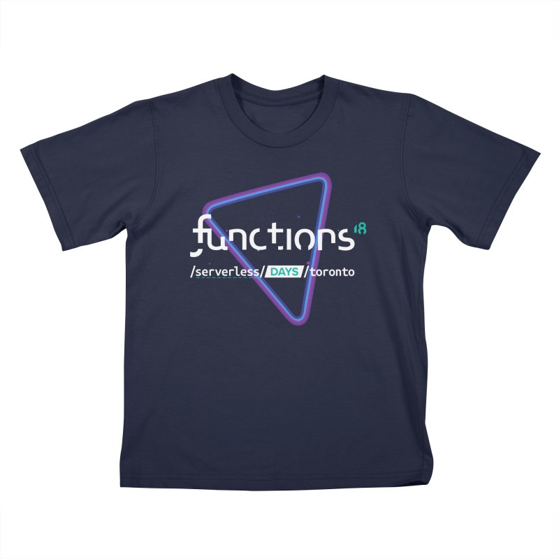 Functions 2018 Kids T-Shirt by TechMasters Swag Shop