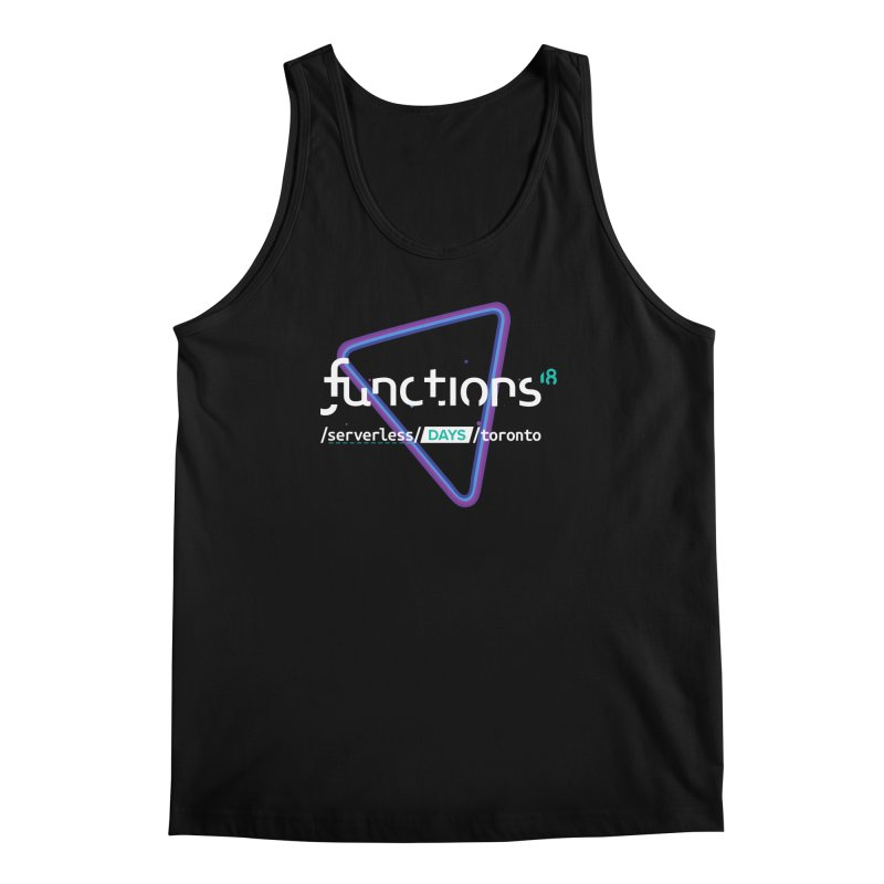 Functions 2018 Men's Regular Tank by TechMasters Swag Shop