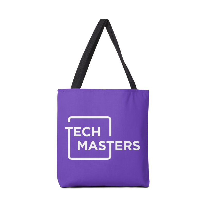 Tech Masters Logo Accessories Bag by TechMasters Swag Shop