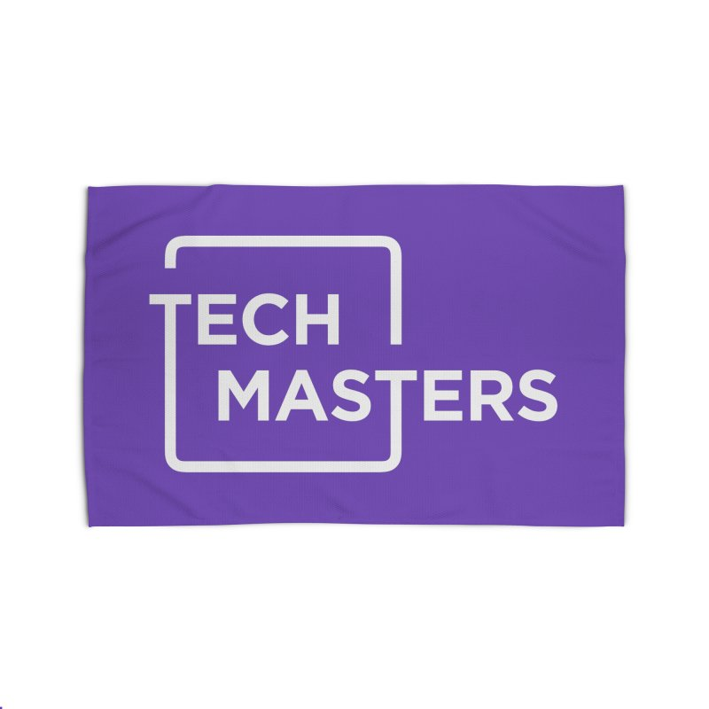 Tech Masters Logo Home Rug by TechMasters Swag Shop