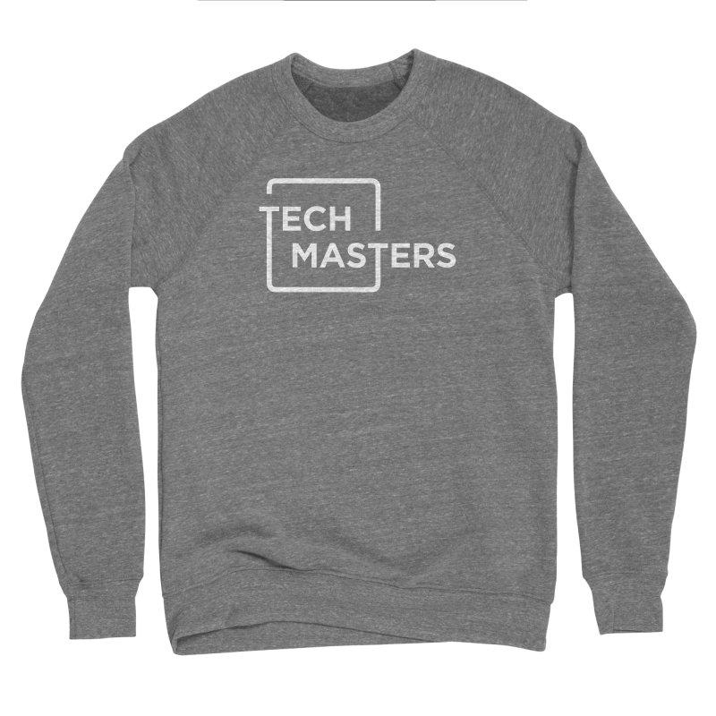 Tech Masters Logo Women's Sponge Fleece Sweatshirt by TechMasters Swag Shop