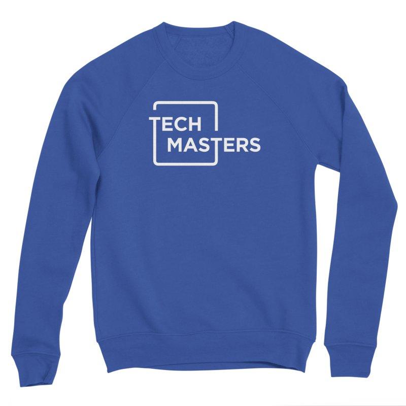 Tech Masters Logo Men's Sweatshirt by TechMasters Swag Shop