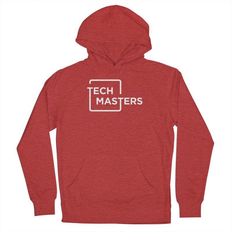 Tech Masters Logo Men's French Terry Pullover Hoody by TechMasters Swag Shop