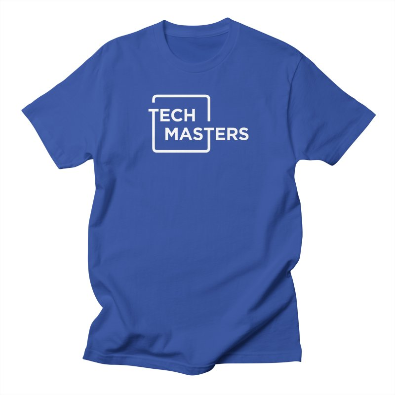 Tech Masters Logo Women's Regular Unisex T-Shirt by TechMasters Swag Shop
