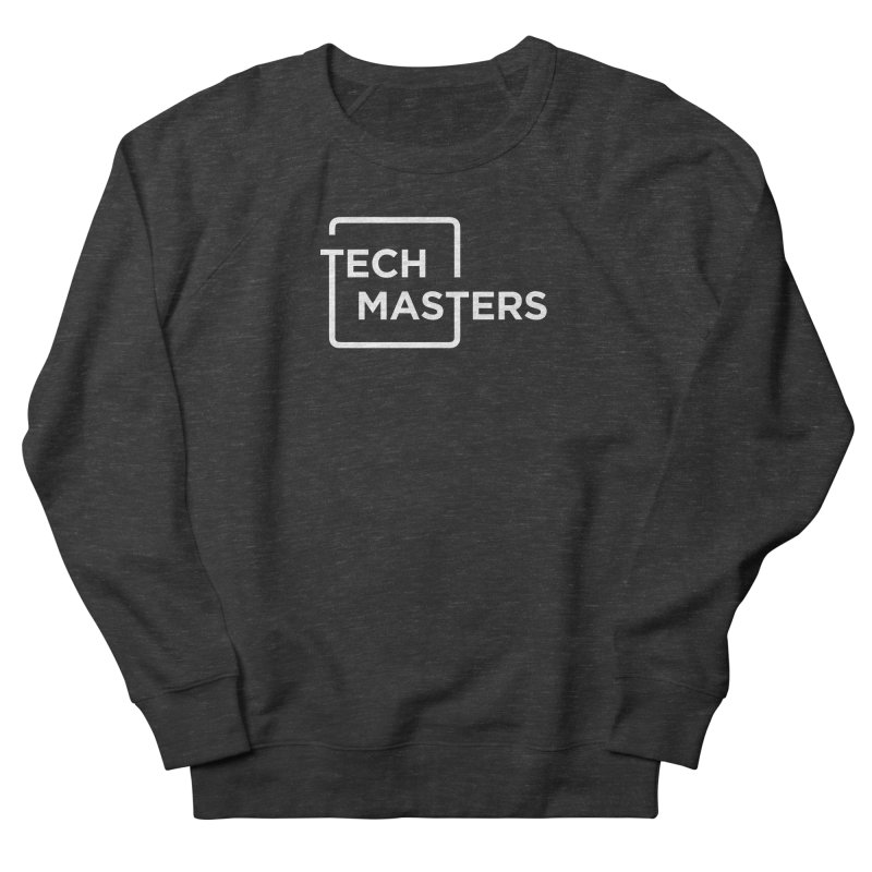 Tech Masters Logo Women's French Terry Sweatshirt by TechMasters Swag Shop