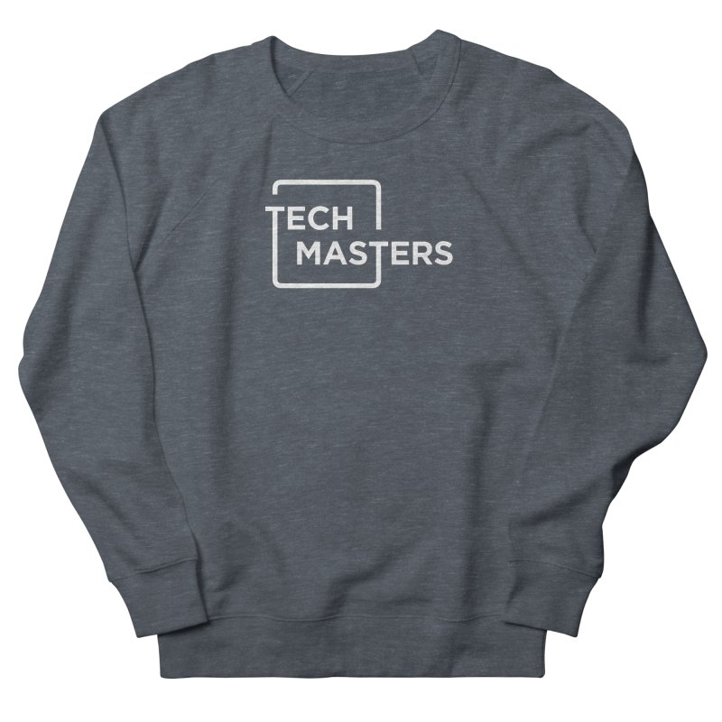 Tech Masters Logo Men's French Terry Sweatshirt by TechMasters Swag Shop