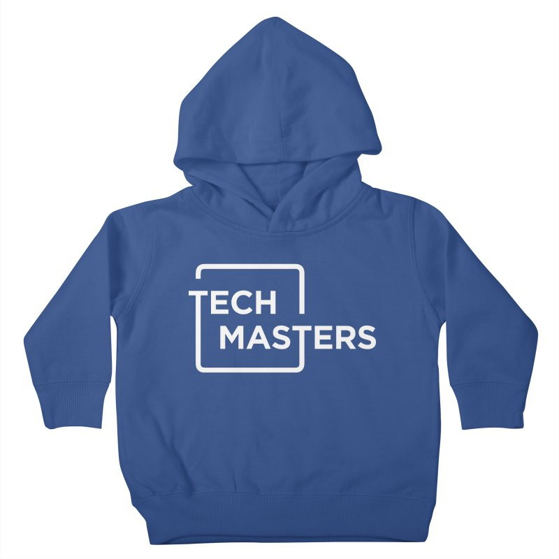 Tech Masters Logo Kids Toddler Pullover Hoody by TechMasters Swag Shop