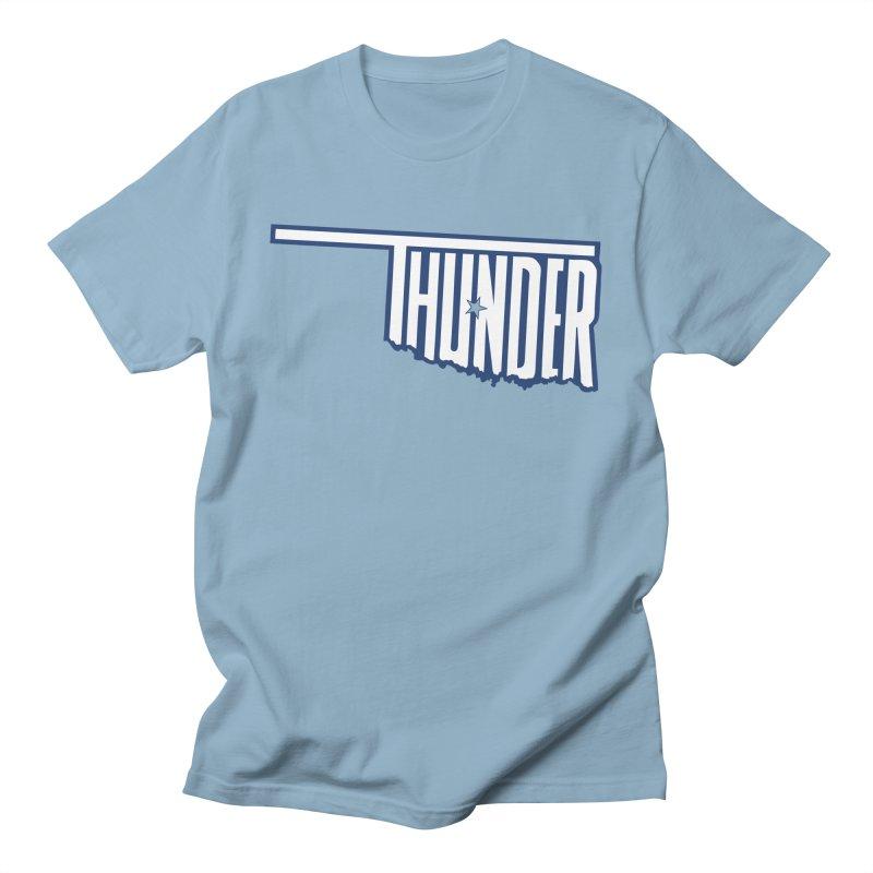 Thunder Men's T-Shirt by teebag's Artist Shop