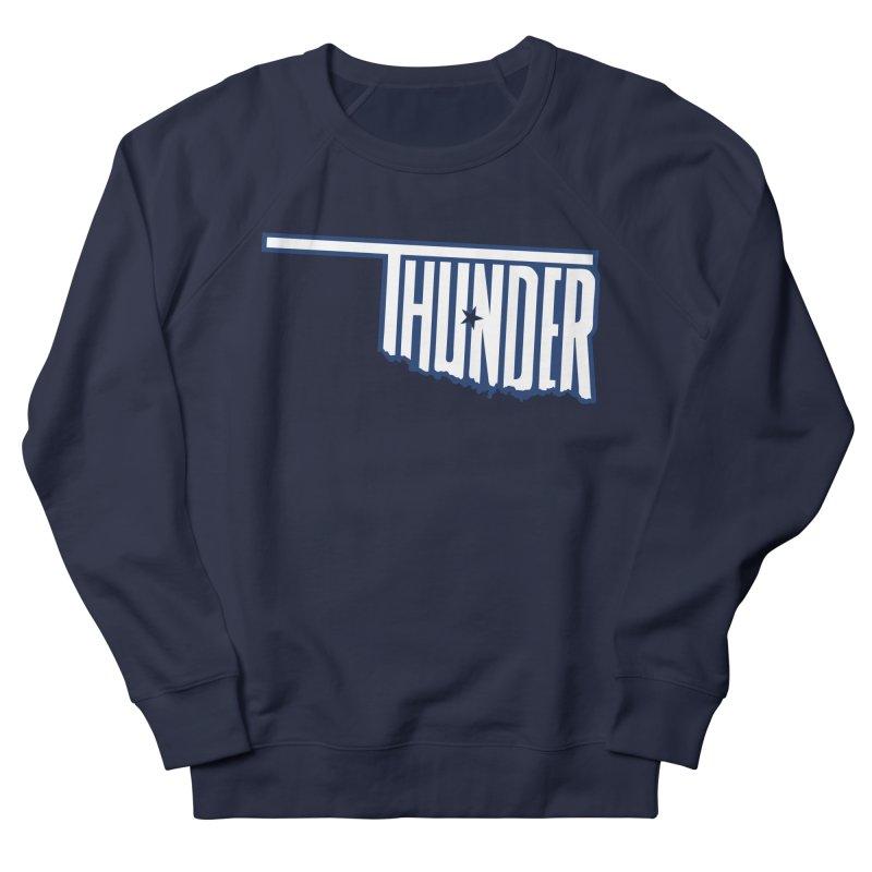 Thunder Women's Sweatshirt by teebag's Artist Shop