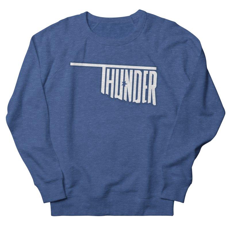 Thunder Men's Sweatshirt by teebag's Artist Shop