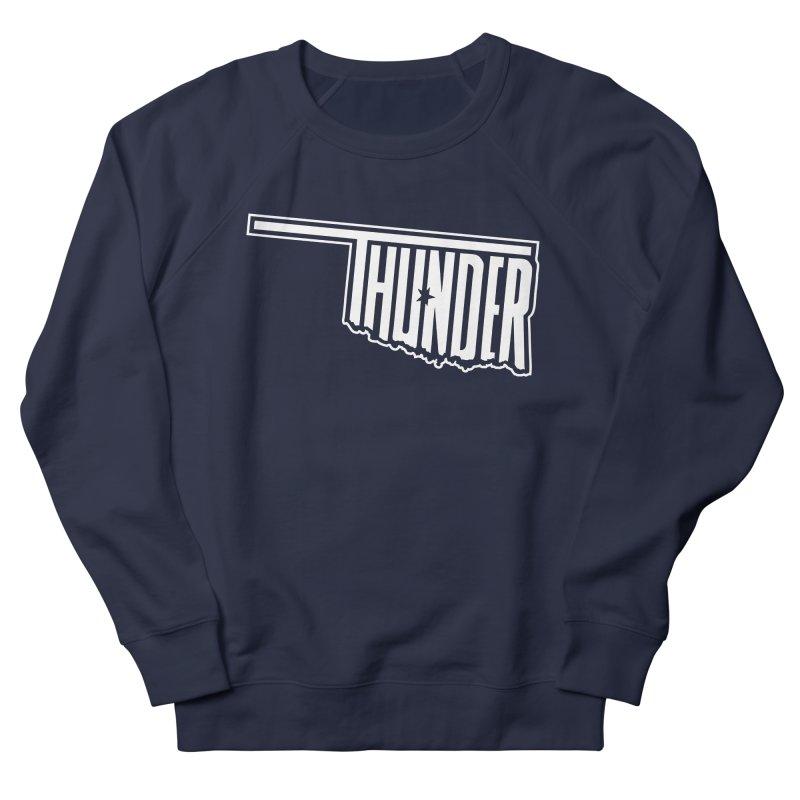 Thunder White Logo   by teebag's Artist Shop