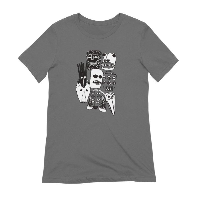 Voodoo vibes Women's T-Shirt by TeedeLee