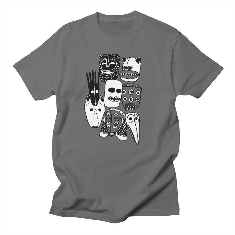Voodoo vibes Men's T-Shirt by TeedeLee
