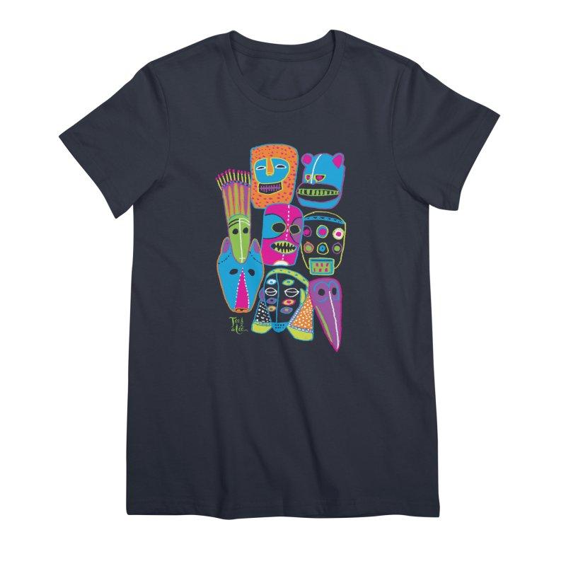Asid Voodoo Women's T-Shirt by TeedeLee