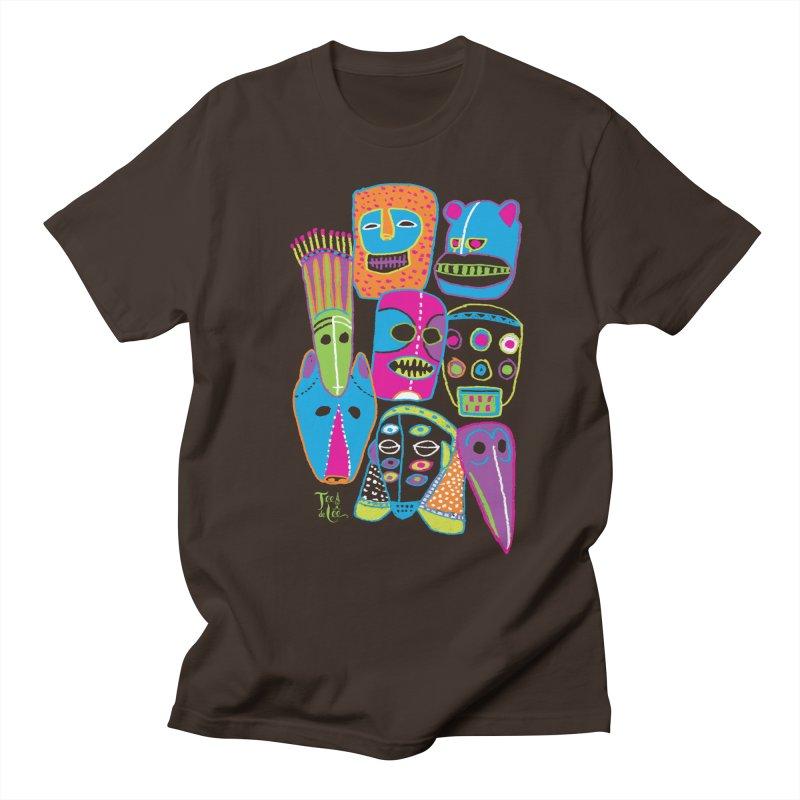 Asid Voodoo Men's T-Shirt by TeedeLee