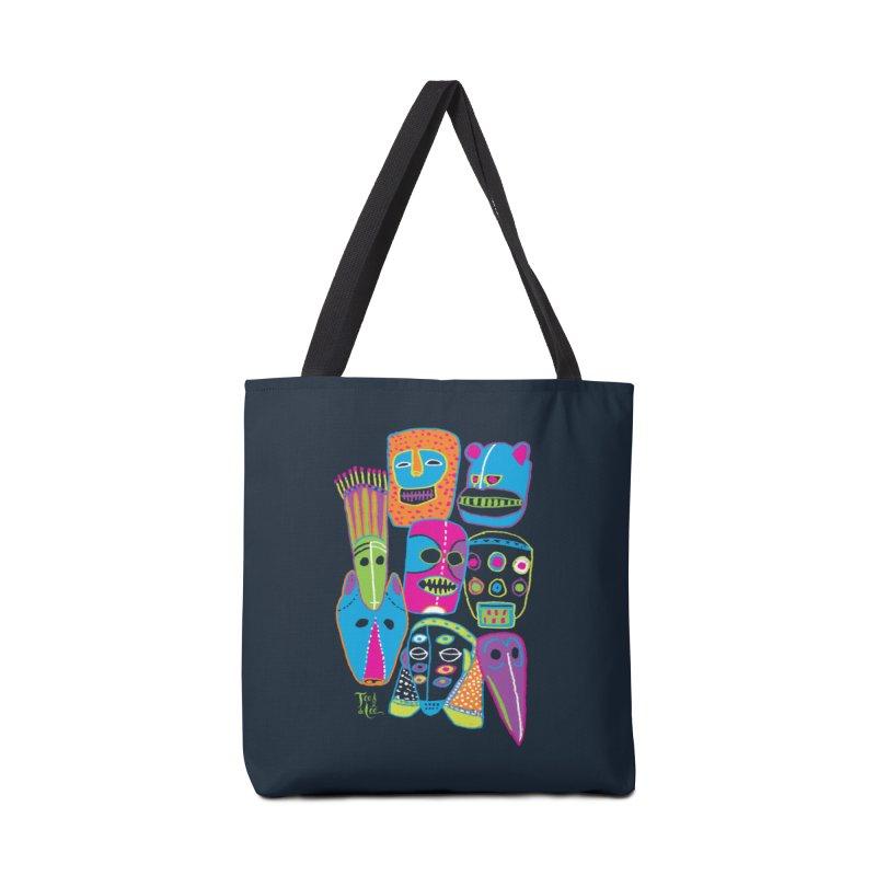 Asid Voodoo Accessories Bag by TeedeLee