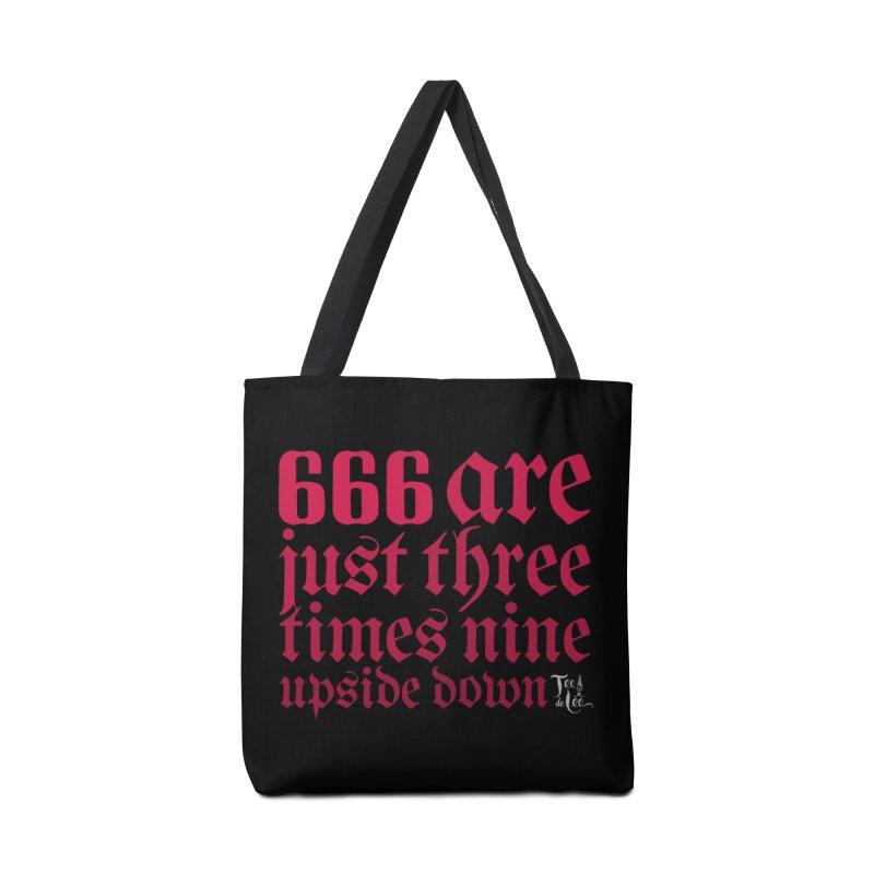 666 Accessories Bag by TeedeLee