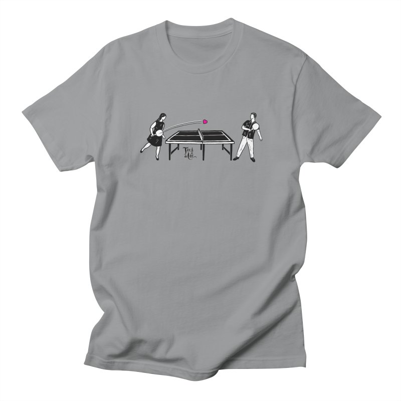 ping pong Men's T-Shirt by TeedeLee