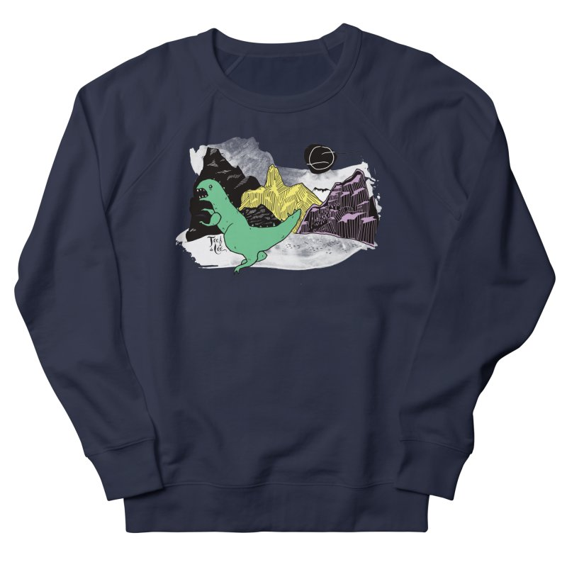 Dinosaur Women's Sweatshirt by TeedeLee