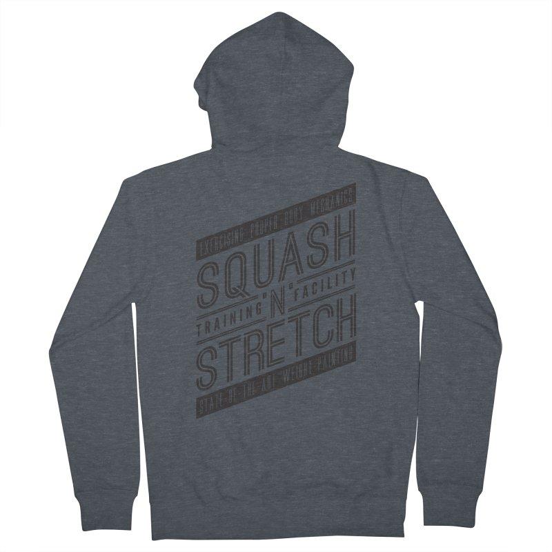 Squash 'n' Stretch Women's Zip-Up Hoody by Teeframed