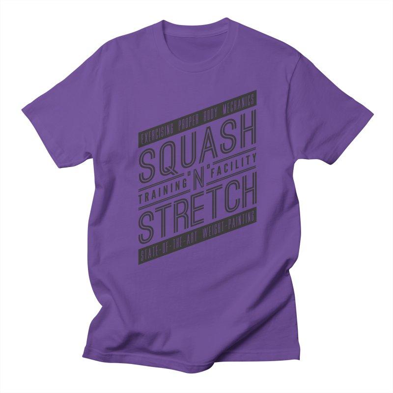 Squash 'n' Stretch Women's Unisex T-Shirt by Teeframed