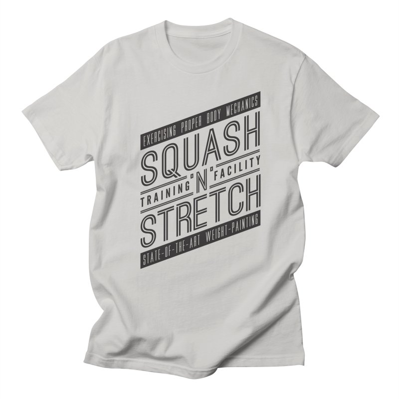 Squash 'n' Stretch Women's Unisex T-Shirt by Teeframed
