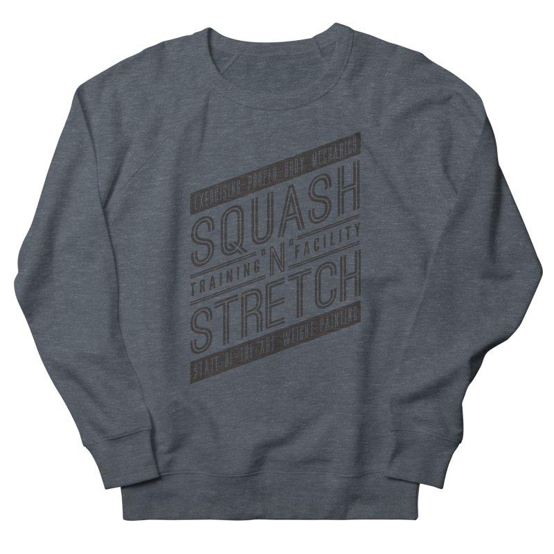 Squash 'n' Stretch Women's Sweatshirt by Teeframed