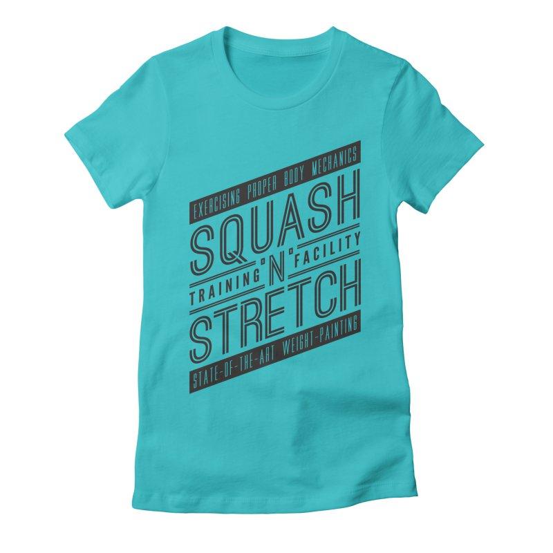 Squash 'n' Stretch   by Teeframed