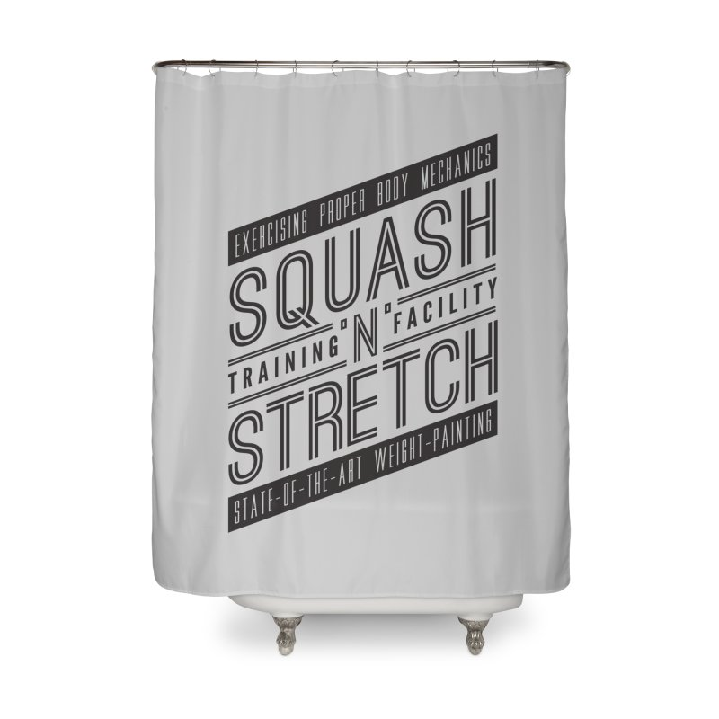 Squash 'n' Stretch   by Teeframed